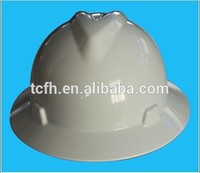 ANSI CERTIFICATE full brim ABS safety helmet