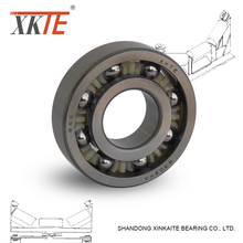 XKTE brand conveyor roller bearing 6306KA/TN used in mining Material handling system with high quality