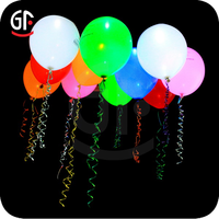 Balloon Stick And Cup Christmas Decoration12 inch Inflatable Ballon