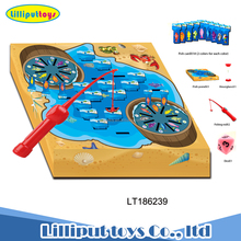 New fishing board play game Educational family table game toys