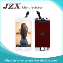 LongTeng/JDF/TianMa LCD with glass digitizer For iphone 5 LCD Display Replacement Part