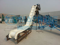 technological innovation adjustable speed conveyor with high efficiency