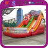 promotion export inflatable car slide for sale