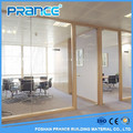 Product quality of a material to the popularity of glass partition wall