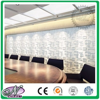 Beautifully decorated popular health 3d wall panel wallpaper