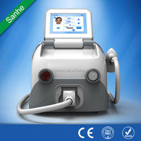 2016 hot sale Big power/Big spot size/10 bars/ professional Vertical portable 808nm Diode Laser hair removal machines