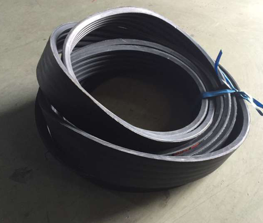 Drive Belt for milling planer engine motor Wirtgen W2100 P/N 138901