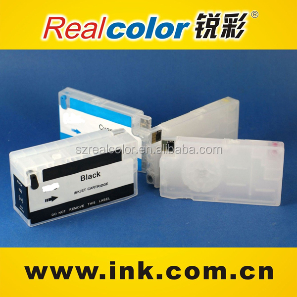 For hp 711 refill ink cartridges with arc for hp t520 t120