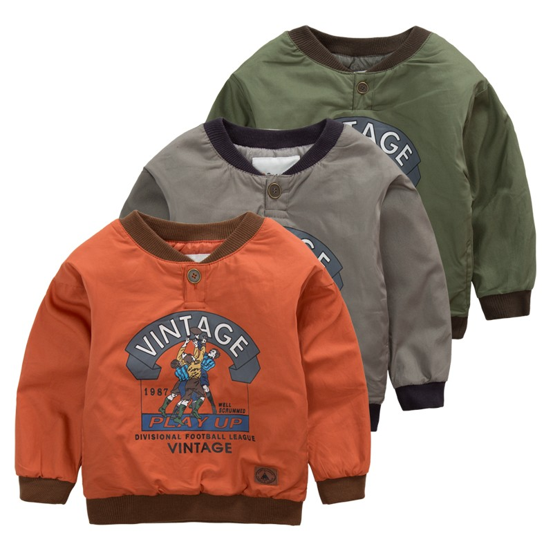 Fashion Boys Winter Coats Bulk Buy Kids Child Clothes From China Supplier