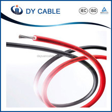 Dayuan PV1-F TUV certificated power solar cable 16mm dc cable