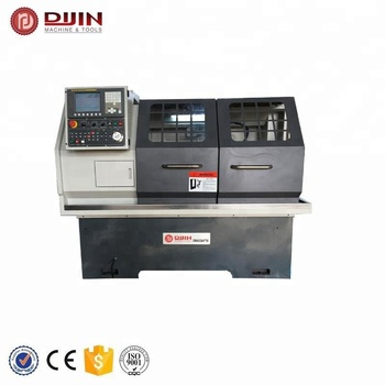 big power of small metal cnc lathe CK6432 bench cnc lathe for sales