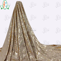 lycra foil fabric for girl stage dress