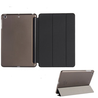 Wholesale high quality PU leather case for ipad mini 4 case cover