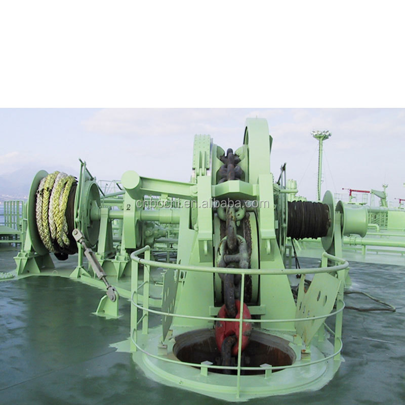 Marine Heavy Duty Tractor Winch for Ship