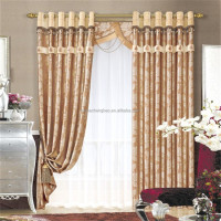 India Cheap Window Curtains Made in China