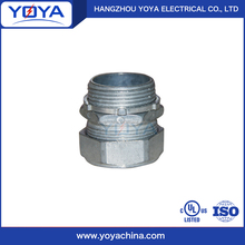 Zinc alloy compression EMT Connector
