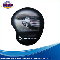 custom printable Silicon gel mouse pad