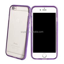 2015 Latest, New Coming, Top-Quality Cell Phone TPU Case for Apple at Best Price