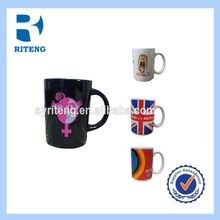 2014Ceramic Mug/ coffee mug with logo and decal