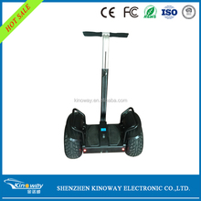 New 1400W/1600W 15/17/19 inch two wheel off road self balancing electric scooter personal vehicle electric scooter with handle