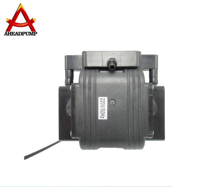 Portable ac 110v 220v 35L/M 120v electric double diaphragm high flow low air pressure <strong>pump</strong>