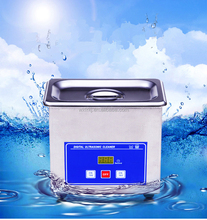 Digital Control Household Stainless Steel Ultrasonic Cleaner