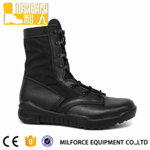 Liren-New Army military shoes tactical boot with rubber sole