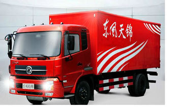 Dongfeng Van Truck for sale