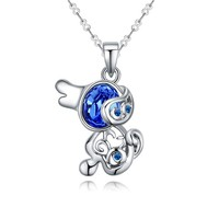 alibaba in russian jewelry pendant fashion animal necklace,friendship necklace