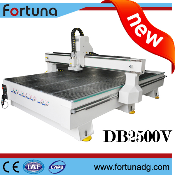 Fortuna professional DB2500V cnc advertising router