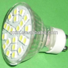 2013 china manufacturer new style 5050 SMD GU10 base 4.2W LED lamp cup