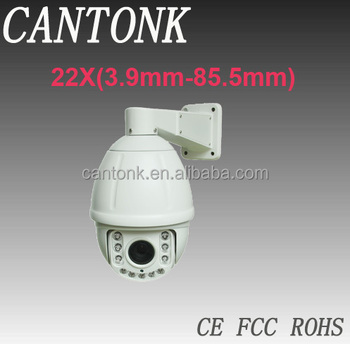 "6"" 22X High Speed Dome Camera 22X PTZ"