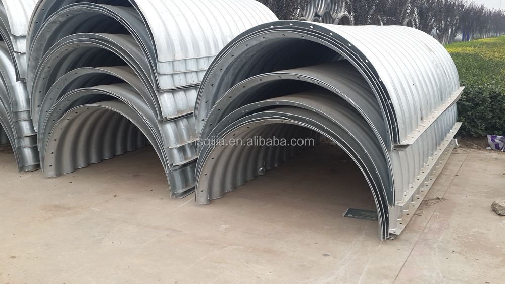 Used concrete culverts for sale road multi plate