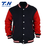 youth size varsity college baseball custom jackets