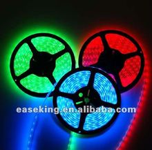 Easeking waterproof flexible led strip light with different colors