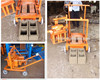 high capability QMY2-40 machinery brick& small movable block machinery