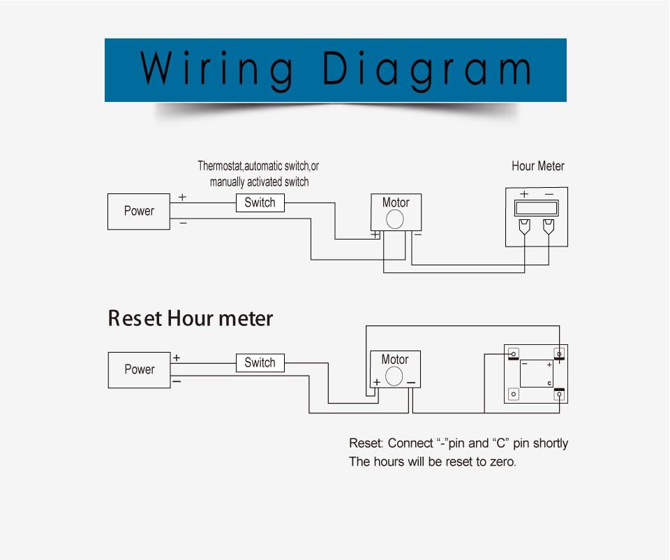 Hour Meter Engine Wiring Diagram Data Wiring Diagrams \\u2022 VDO Tachometer Wiring Diagram Chevy Vdo Tachometer With Hour Meter Wiring Diagram
