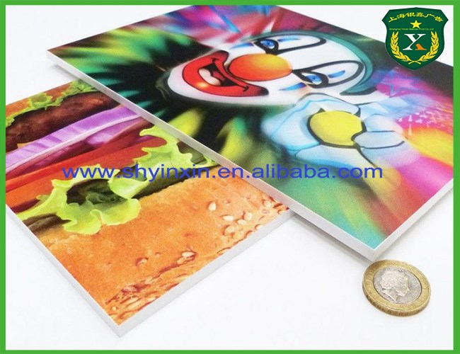 Custom design pvc foam board for sale