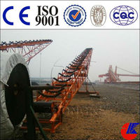 Perfect Quality Gold Mineral Dressing Belt Conveyor Widly Used In South Africa for Gold Ore Dressing