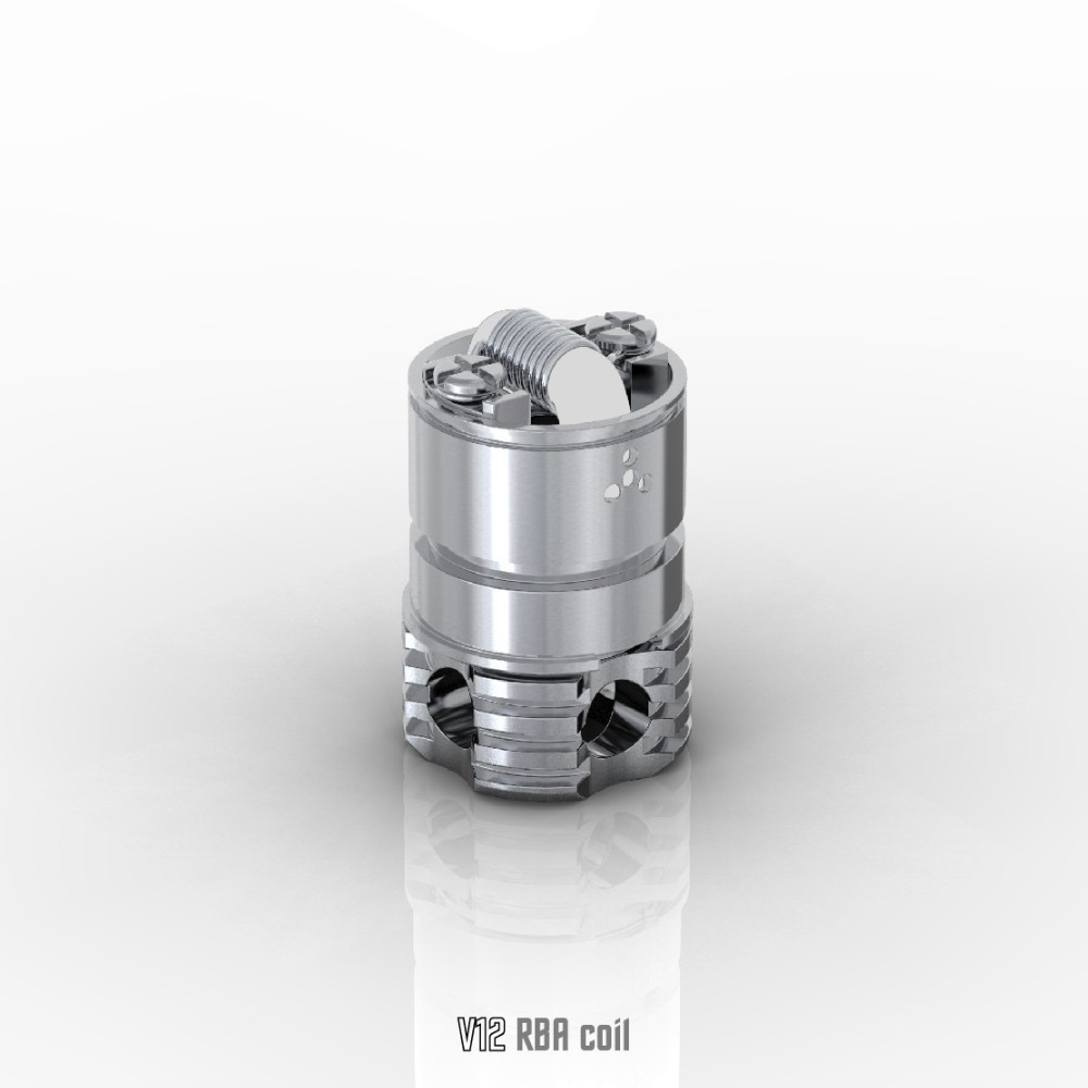 Large Stock offer !!!New Top filling Modvapa Sub Ohm Tank PANDA V12 / Modvapa RBA tank / Modvapa PANDA V12 tank