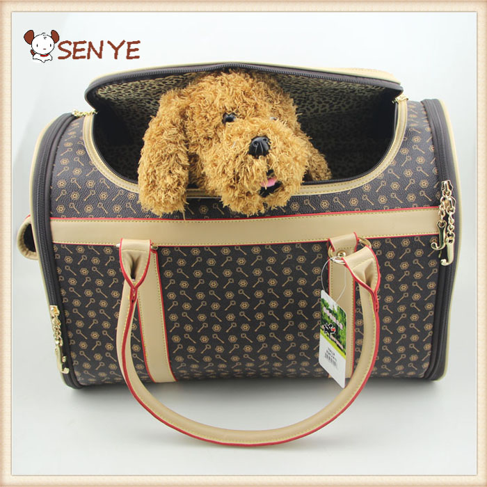 Pattern Pet Dogs Carrier Fashion Small Puppy Hand Travel Carry Dog Bag