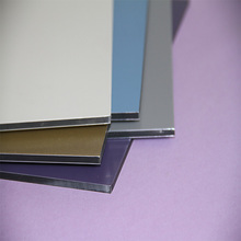 best performance a2 grade fireproof 3mm pe coating aluminum composite panel
