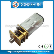 DS-12SSN30 pmdc motor with mini gearbox
