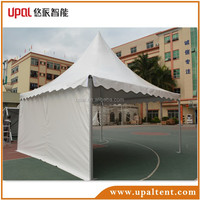 High quality aluminum 4x4m pagoda tent wedding marquee for event
