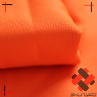 370T 50D full dull twill polyester pongee fabric for sports wear garment