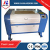 900*600mm 80w laser cutting machine for acrylic counter top cosmetic display