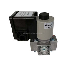 Single coil solenoid valve 203V gas automatic shut off valve