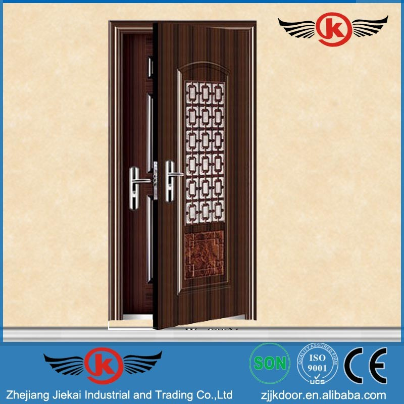 hot vente jiekai porte principale de conception de maison porte d 39 entr e en fer forg. Black Bedroom Furniture Sets. Home Design Ideas