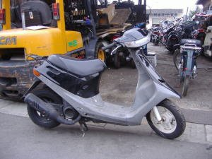 JAPAN used scooter motor bike (secondhand Motorcycles Japanese brand)