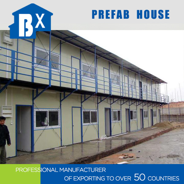 Environmental Design Light Steel Frame China prefabricated home